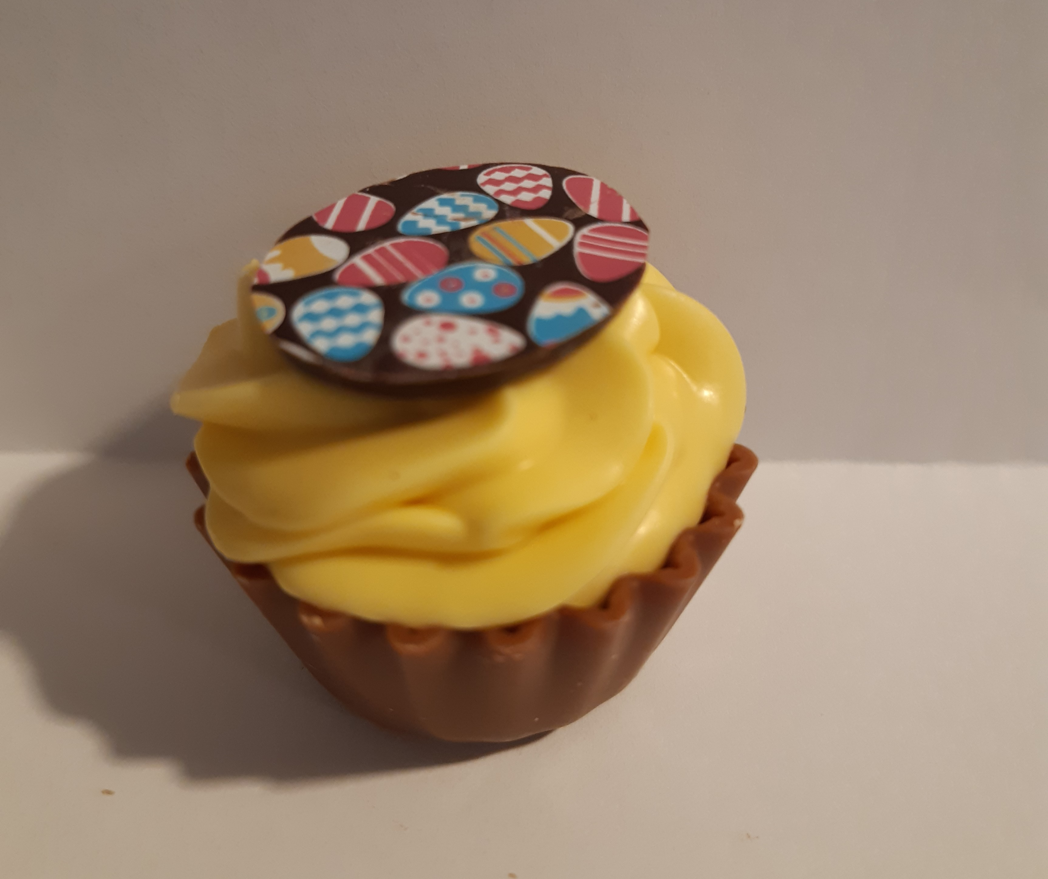 Pääsiäis Cupcake sitruuna