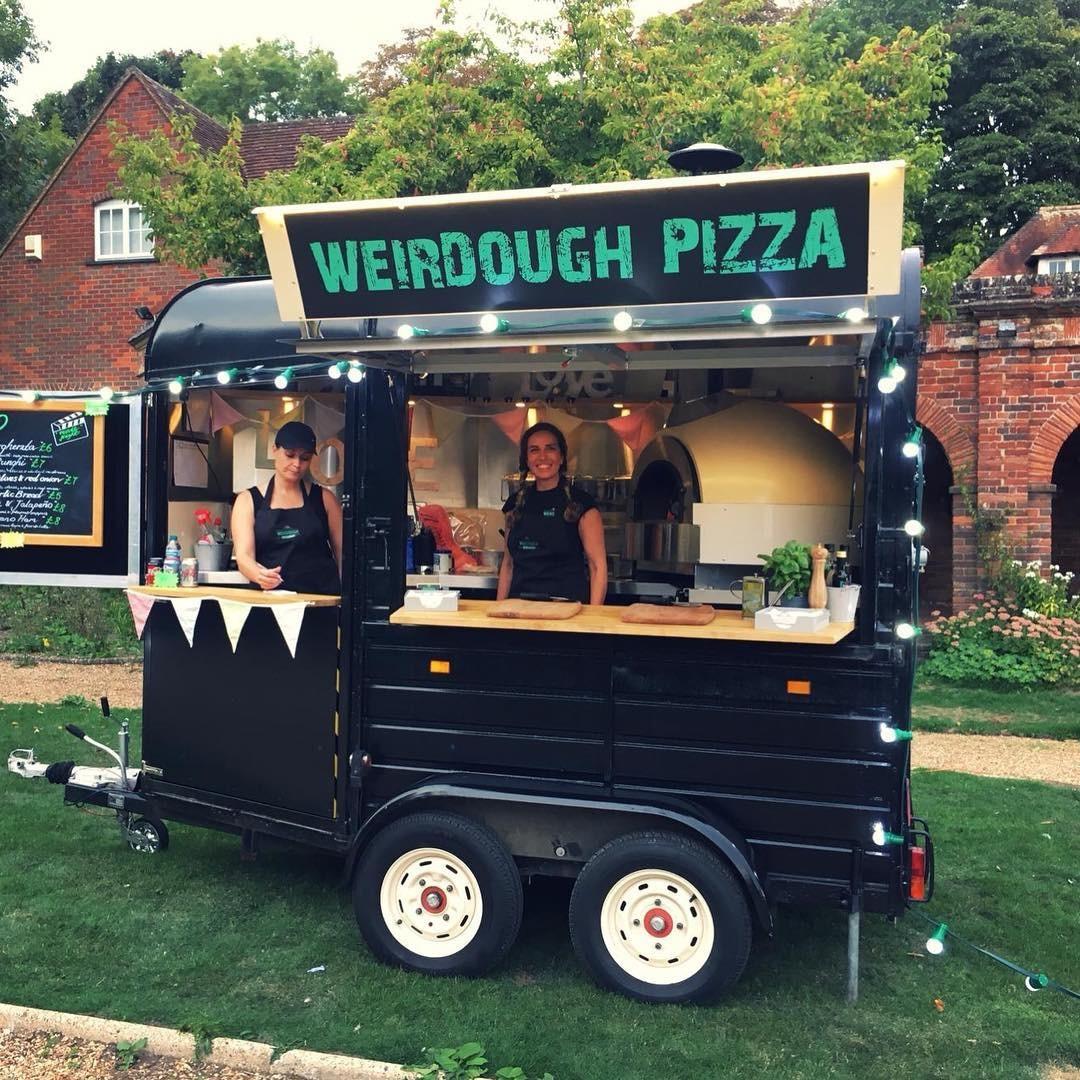 WEIRDOUGH WOOD FIRED PIZZA LIMITED