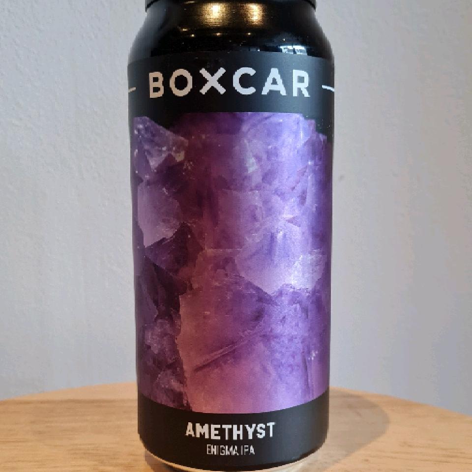 Boxcar Amethyst