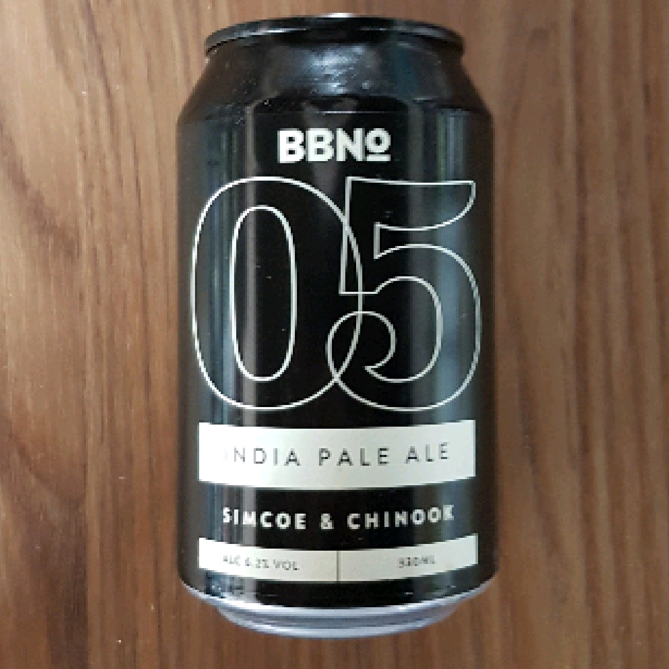 Brew by numbers 05 Simcoe & Chinook IPA