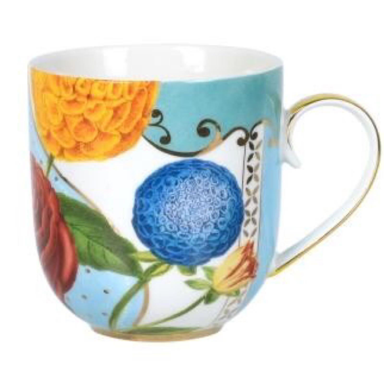 Pip studio royal flowers small mug