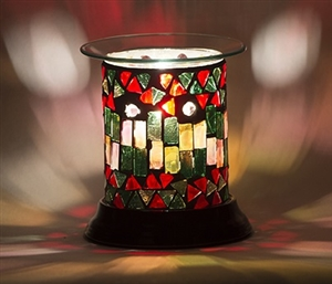 Morrocan Mosaic Electric Melter