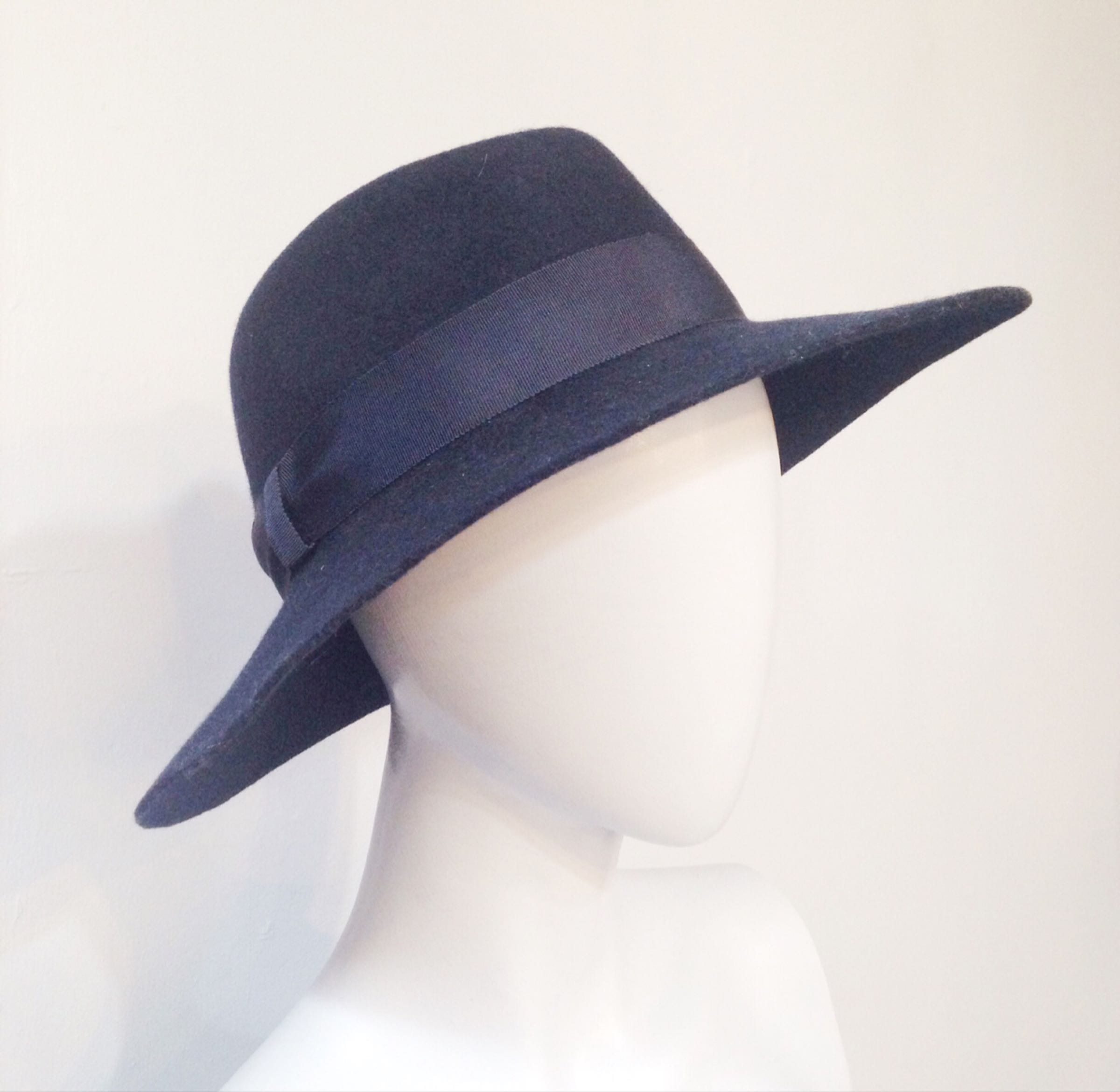 Westbury On Trym - wide brimmed Fedora