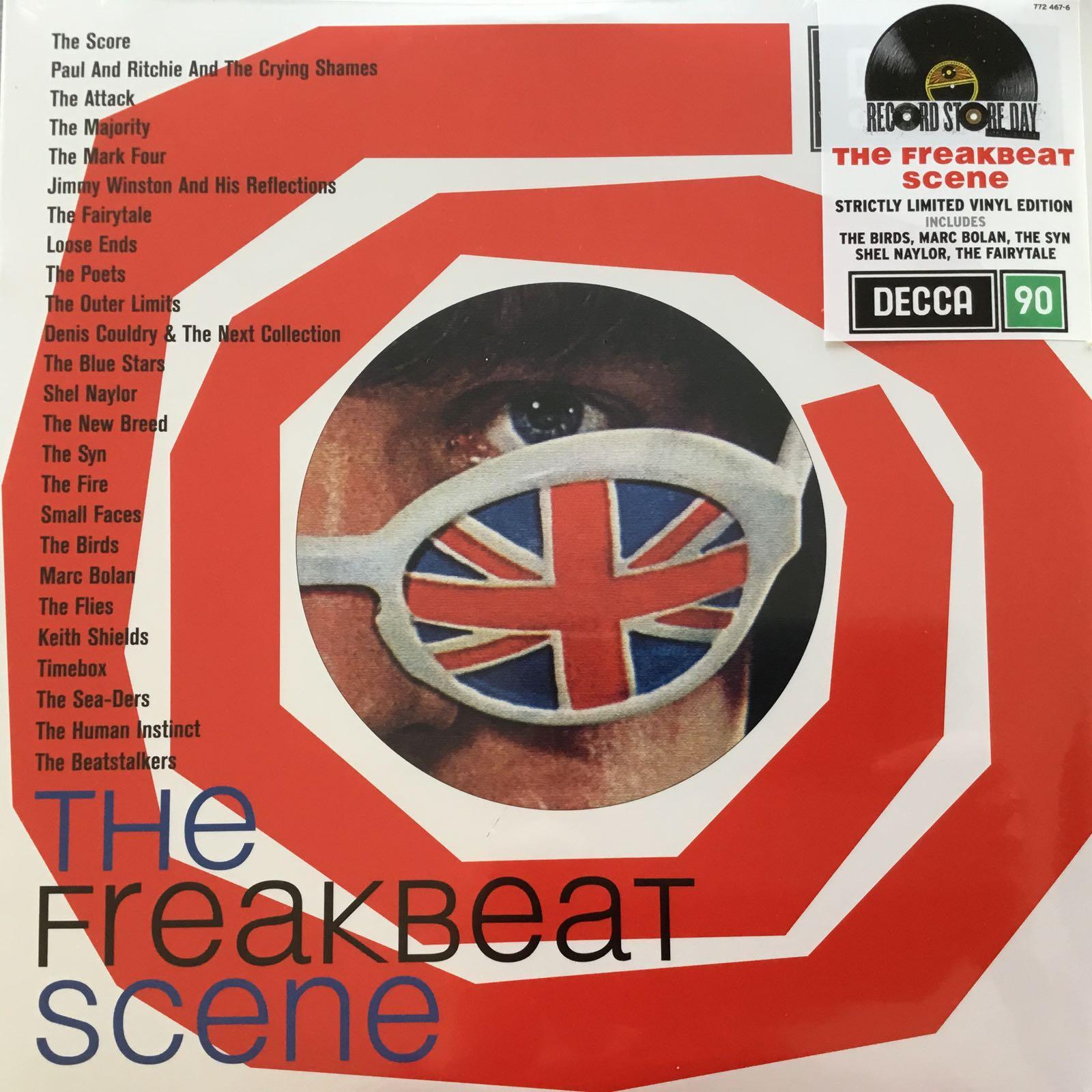Various Artists -  The Freakbeat Scene [2xLP] (RSD19)