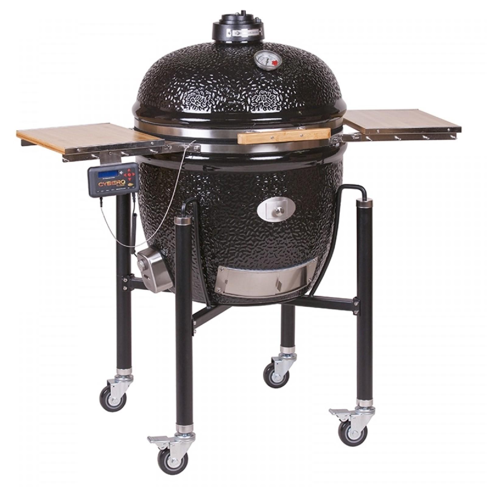 LeCHEF BBQ GURU PRO-Series 1.0 - BLACK, 109030-BLACK