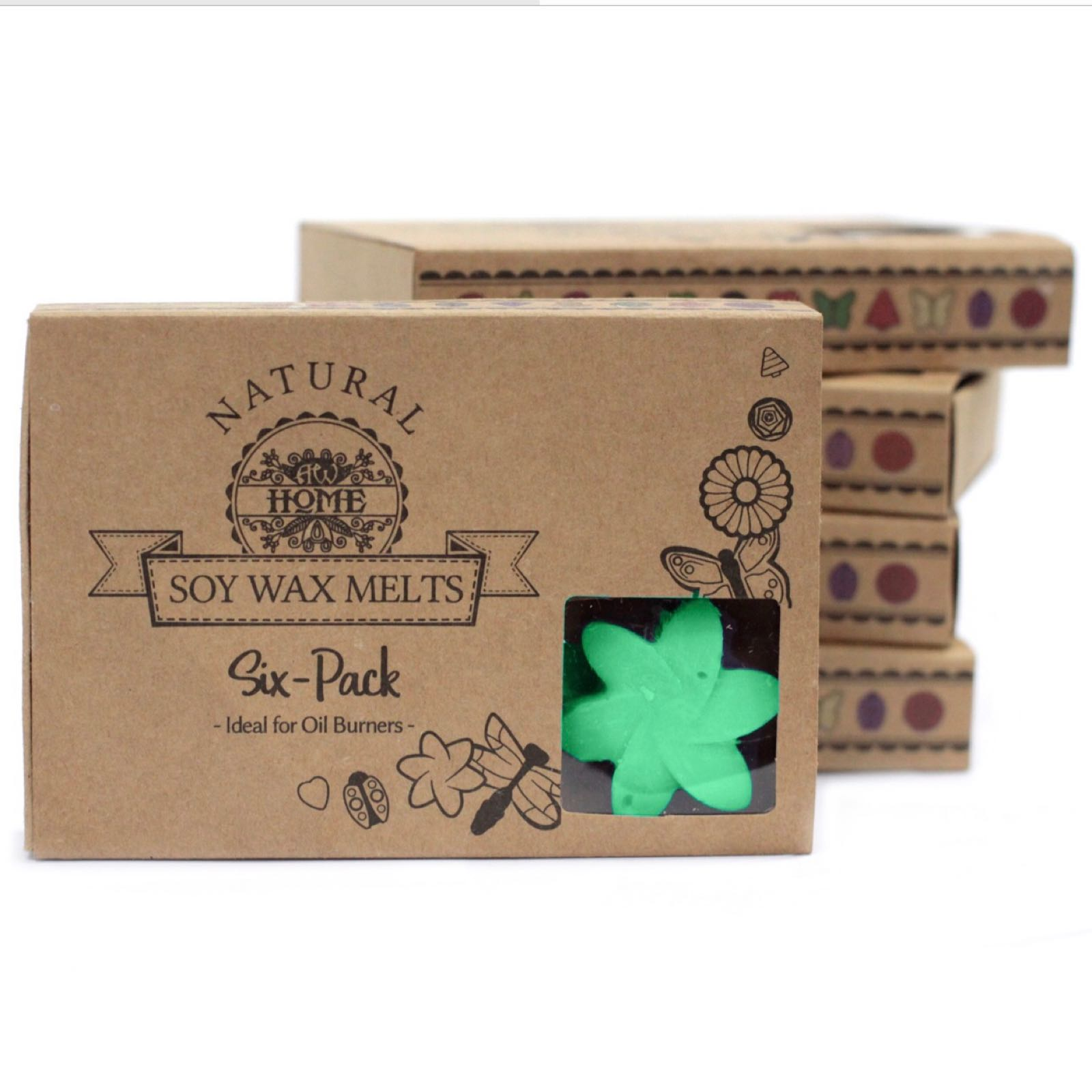 'Hidden Garden' Wax Melts Box (Was £5.50)