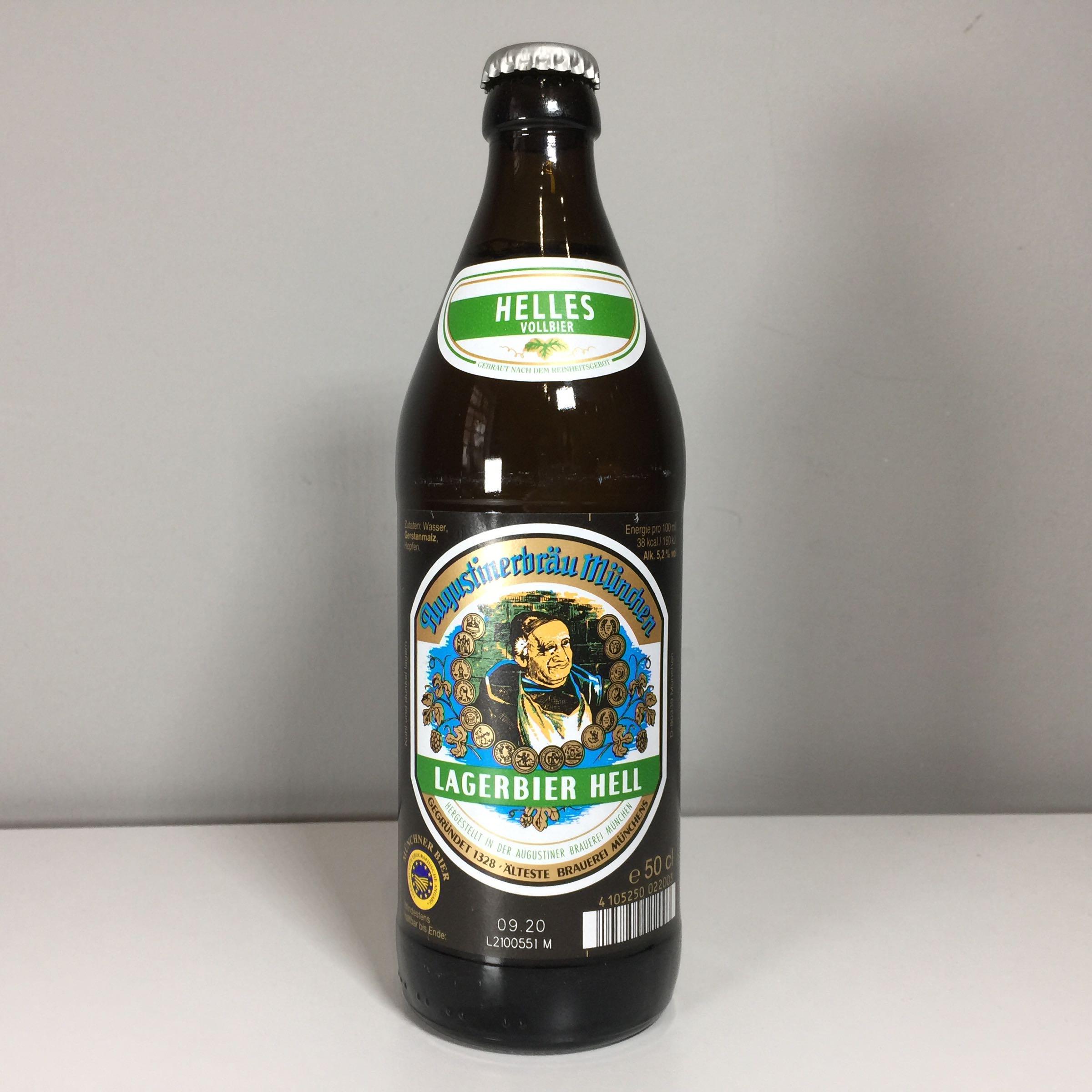 Augustiner Helles Lager47