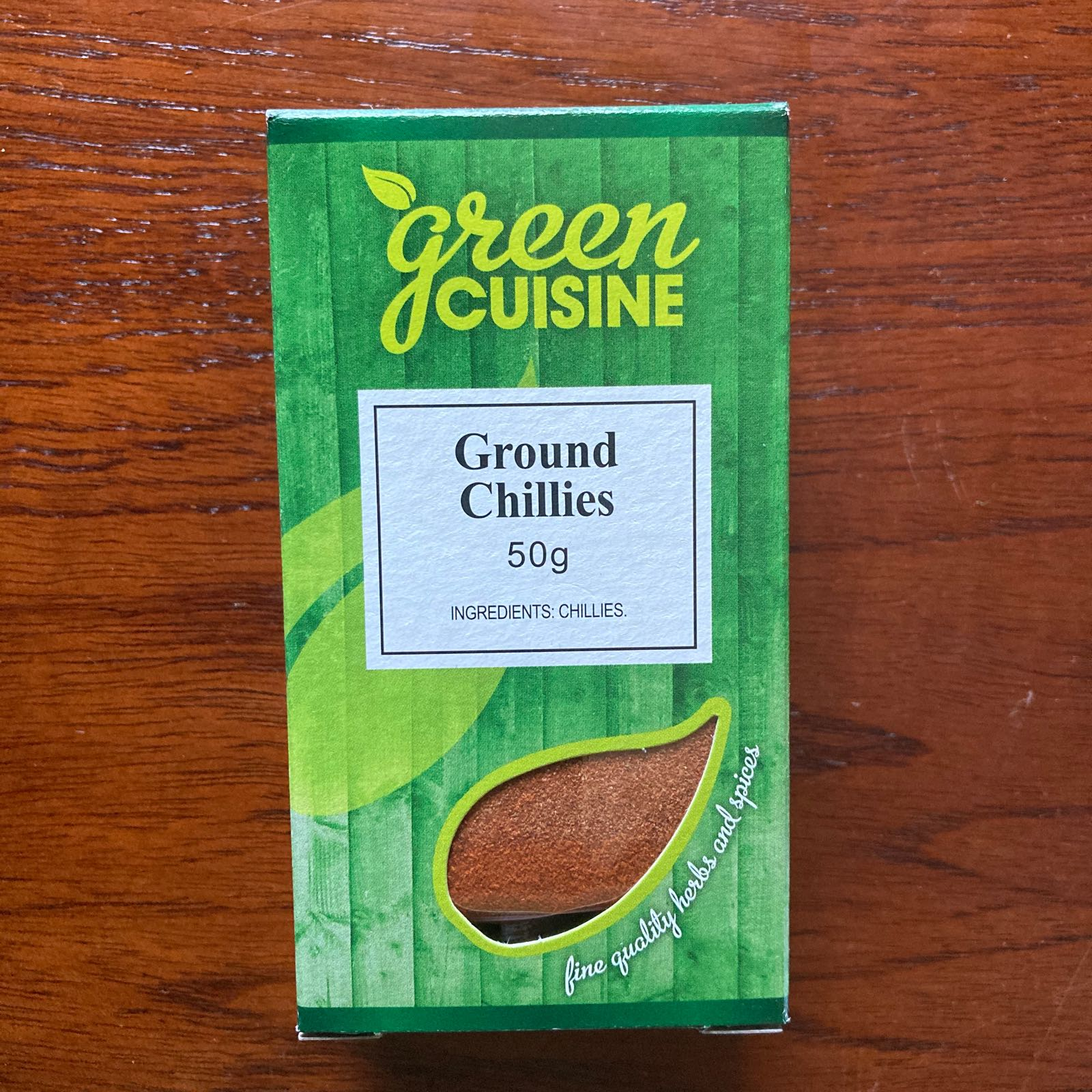 Ground Chillies