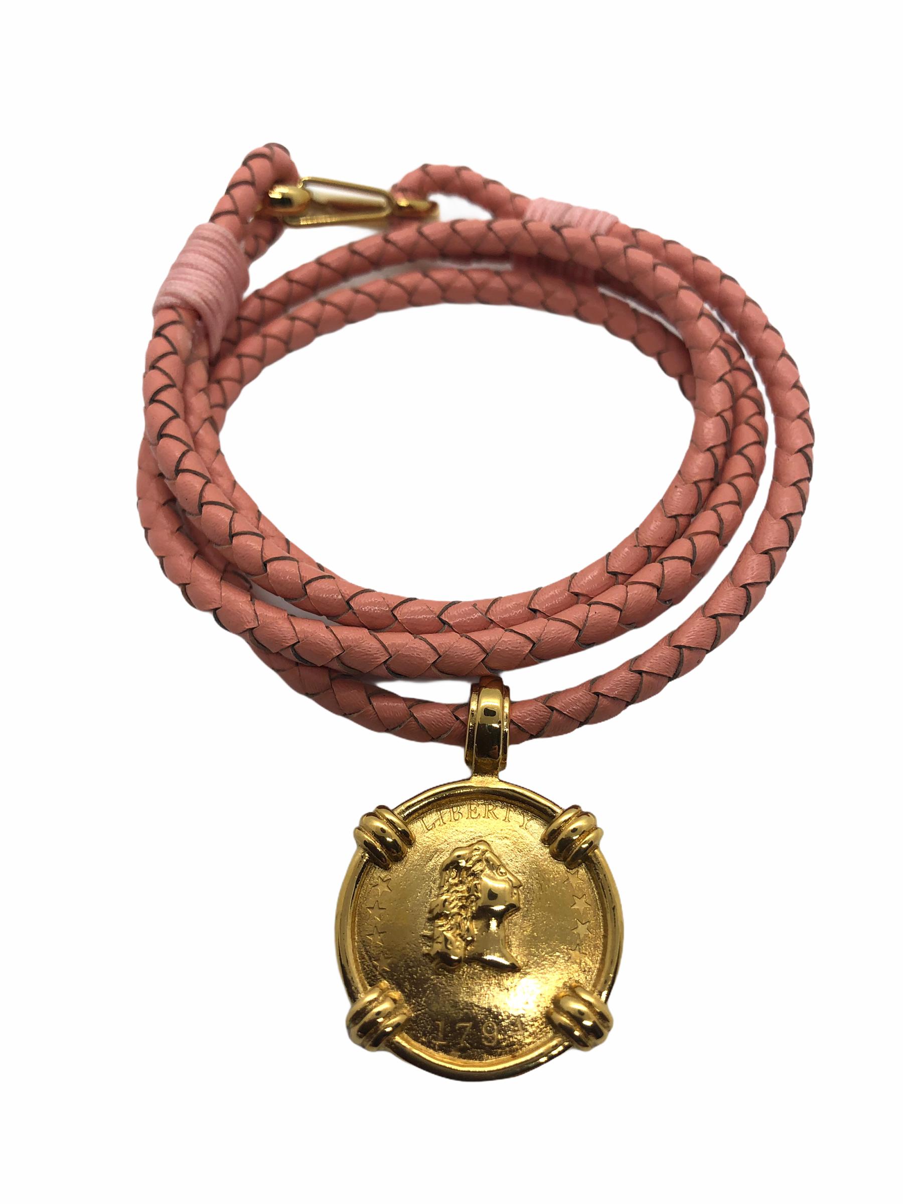 Liberty Pink Gold