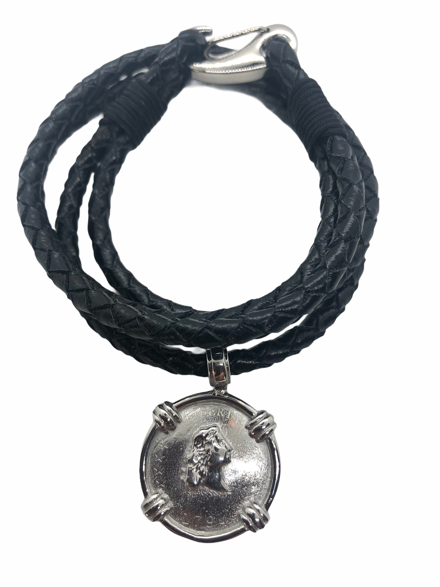 Liberty Black silver