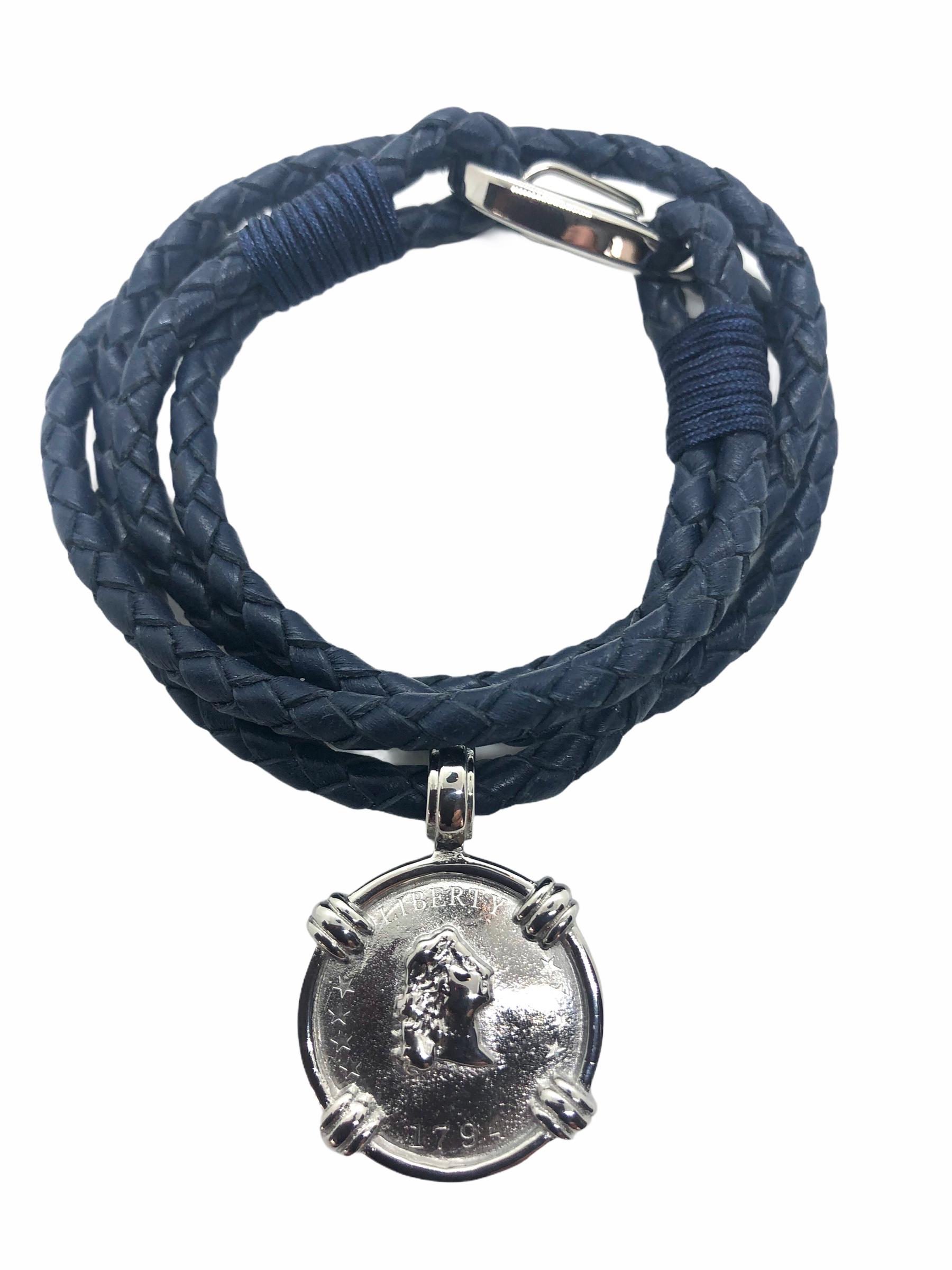 Liberty Blue Silver