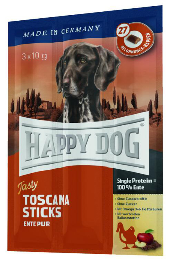 Happy Dog Tasty Toscana Sticks (anka)