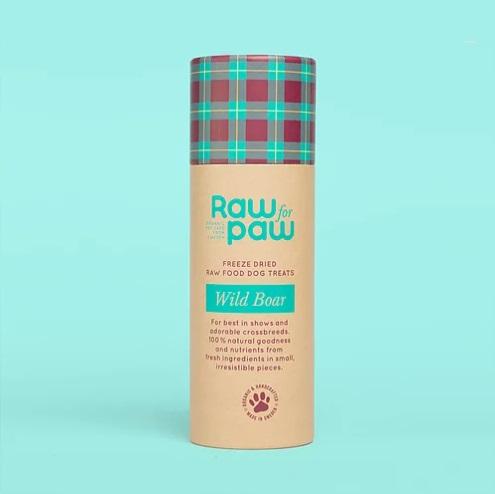 Raw for Paw Wildboar (Vildsvin)