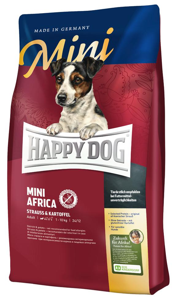 Happy Dog Sensible Mini Africa