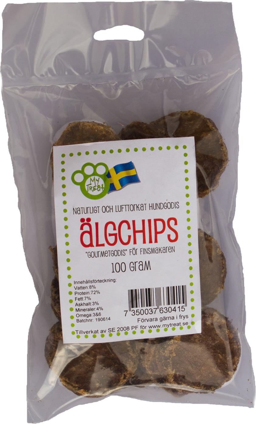 My Treat Älgchips