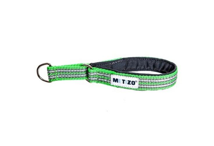 Metizo halsband (halvstryp) grön
