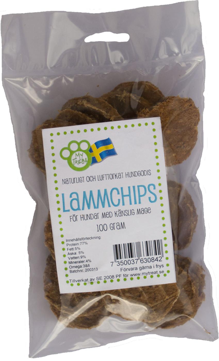 My Treat Lammchips