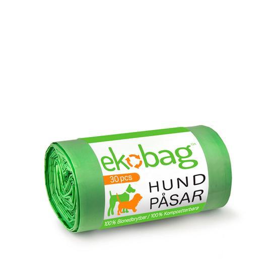 Ekobag - Miljövänliga bajspåsar