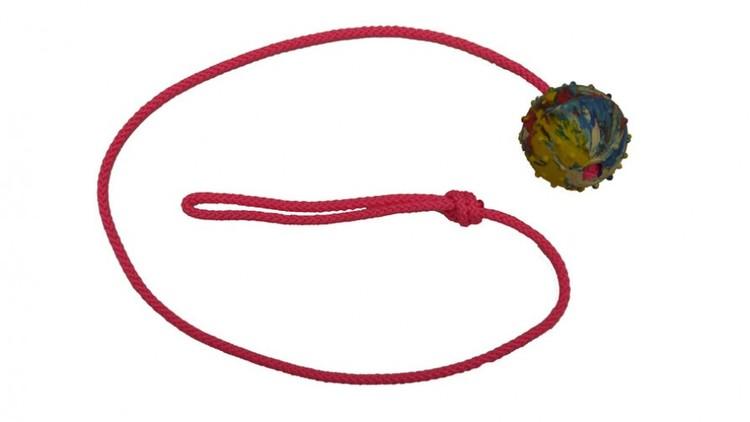 Gappay boll med snöre 100 cm