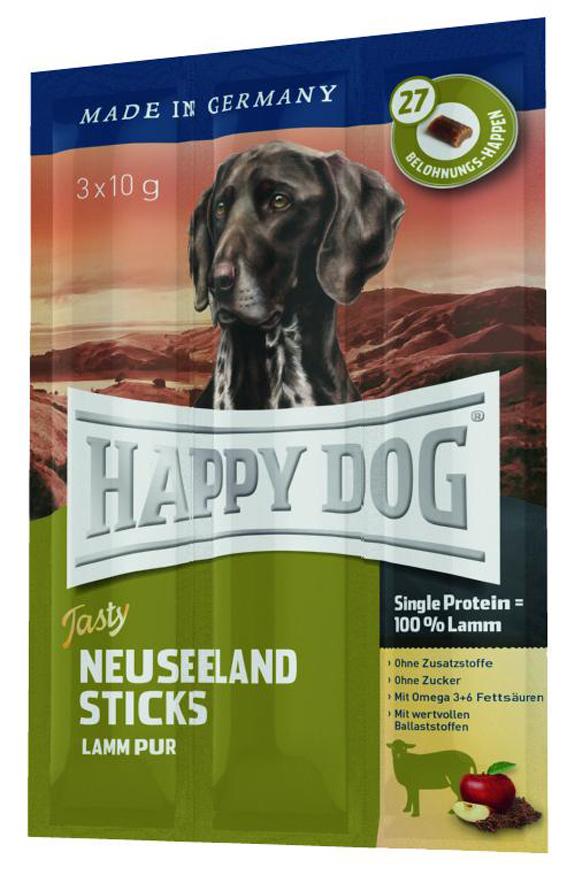 Happy Dog Tasty Neuseeland Sticks (lamm)