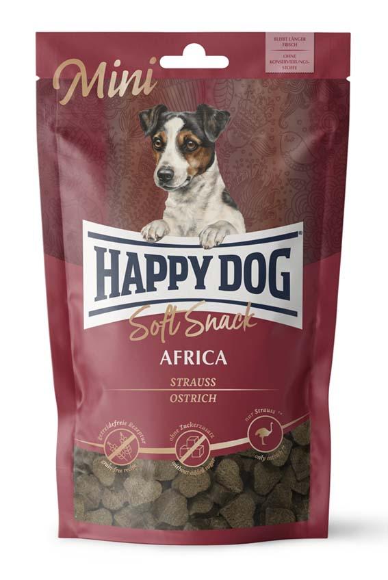 Happy Dog Soft Snack Mini Africa 100 g