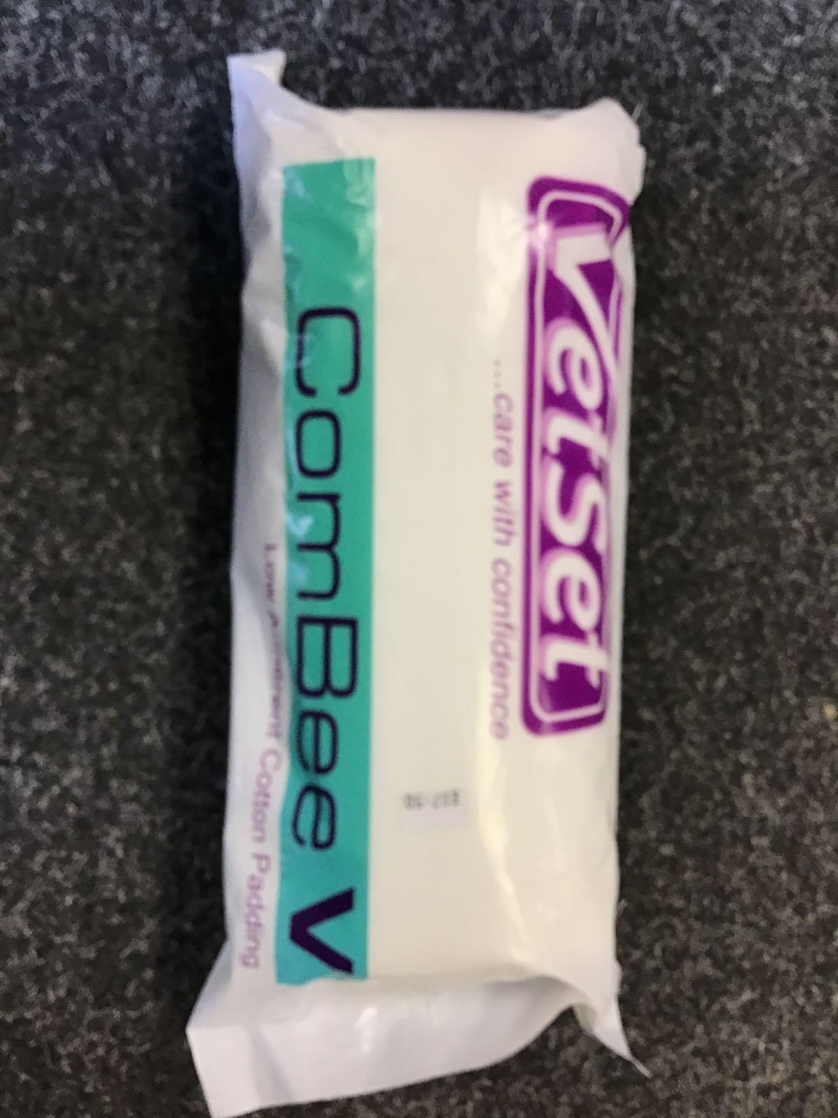 VetSet ComBeeV cotton padding