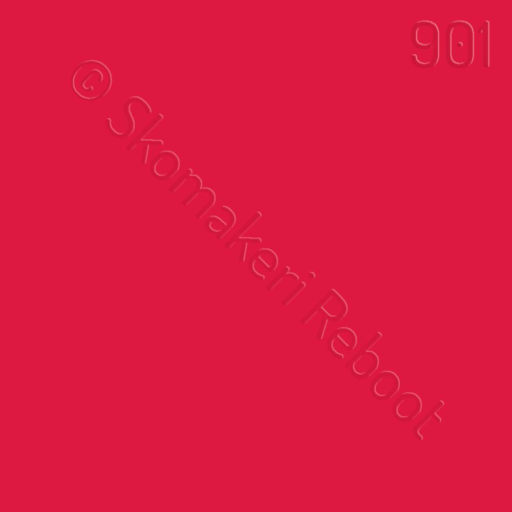 901 rubinröd, Saphir Créme surfine