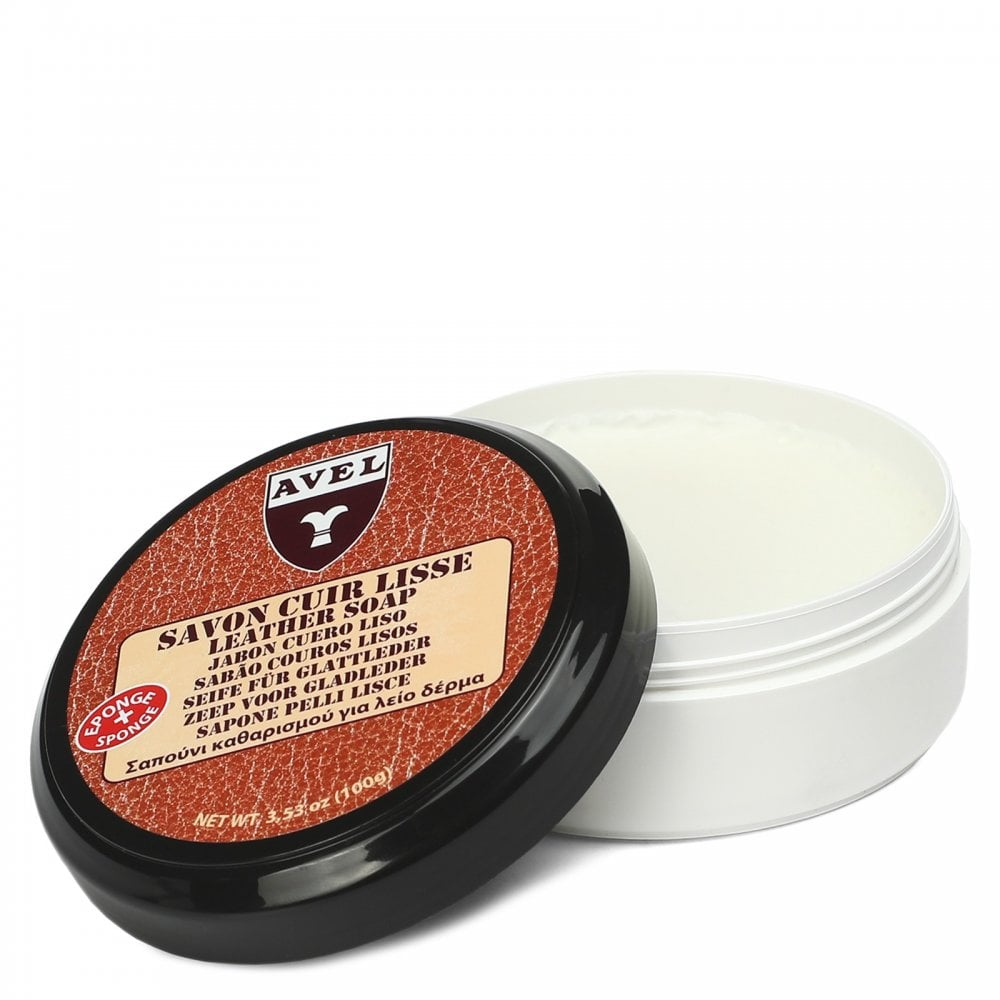 Avel Leather soap