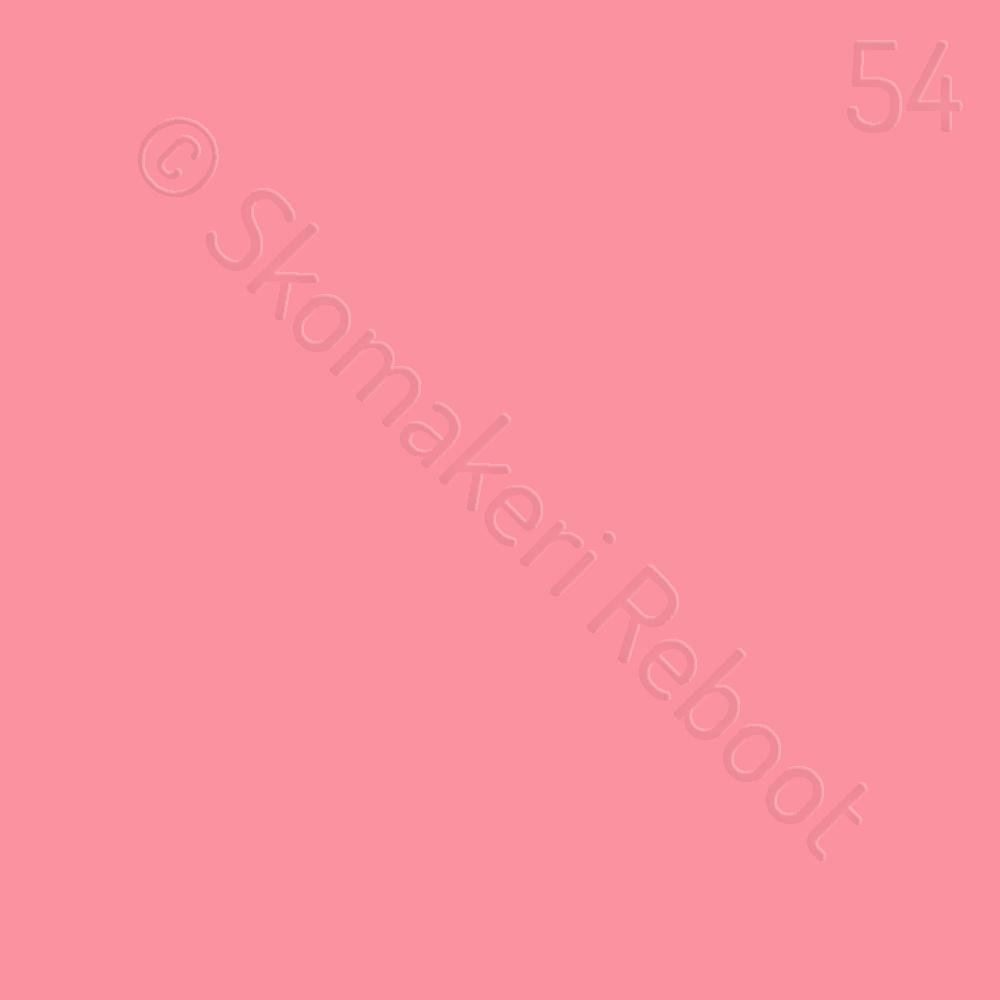 54 rosa, Saphir Créme surfine