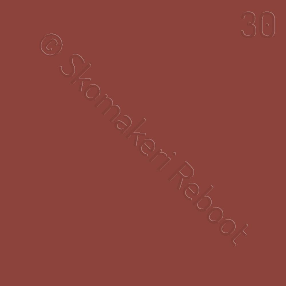 30 kopparbrun, Saphir Créme surfine