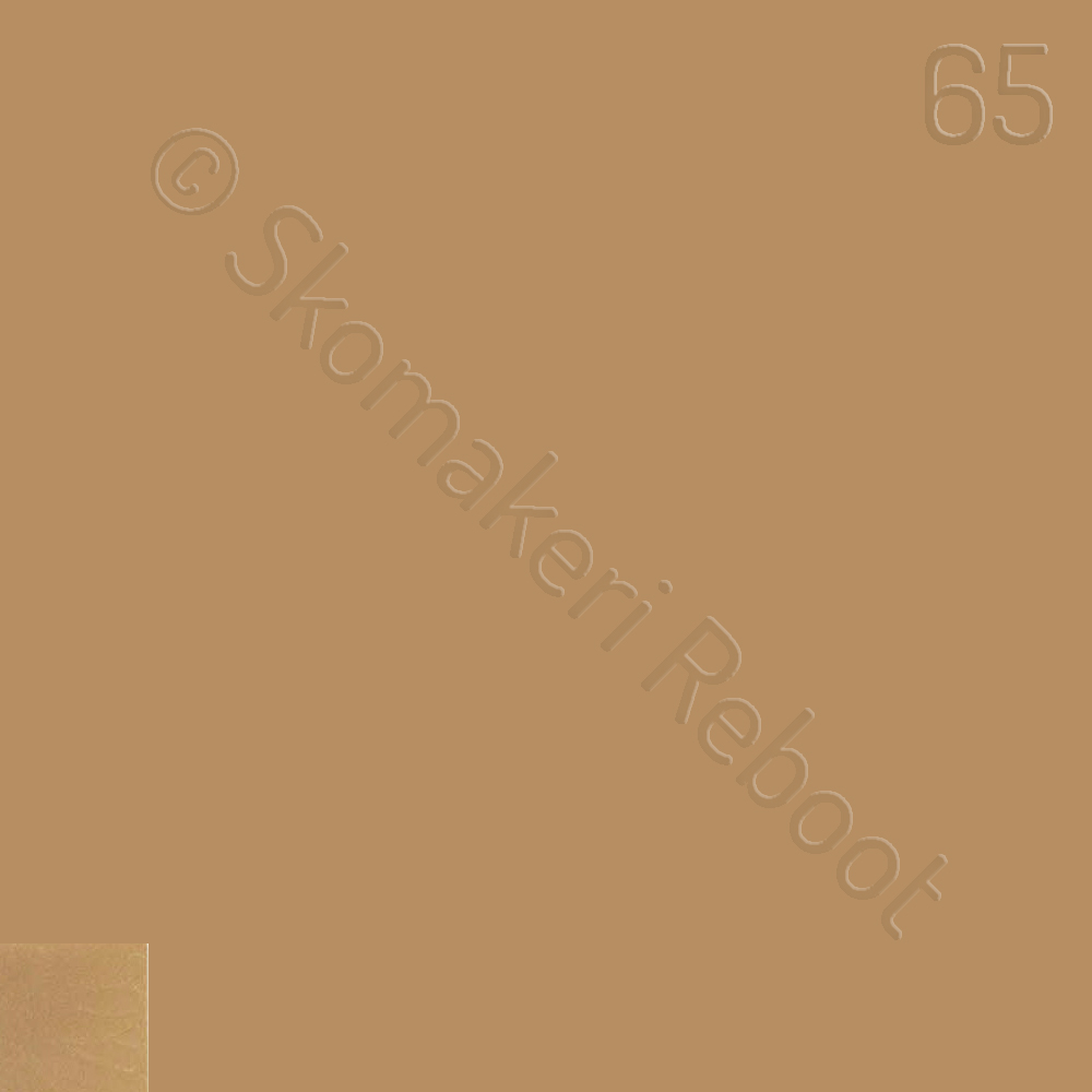 65 guld (metallic), Saphir Créme surfine