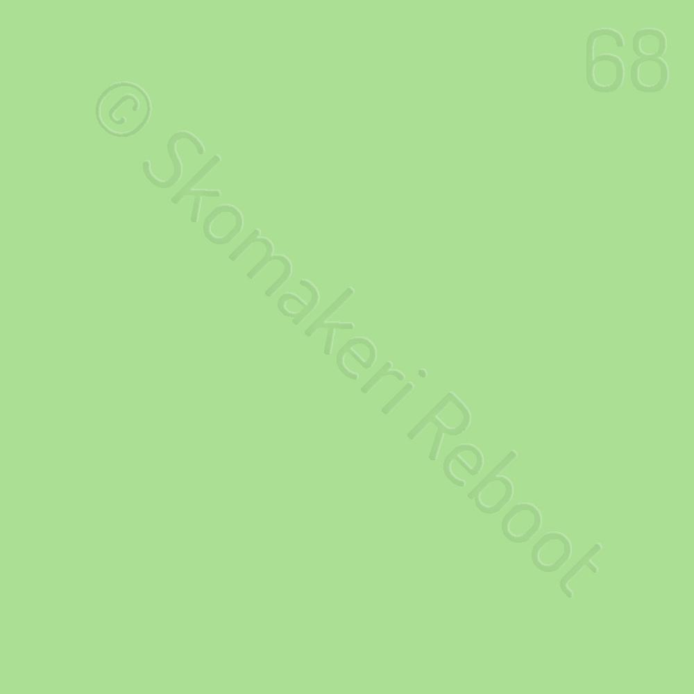 68 anisgrön, Saphir Créme surfine