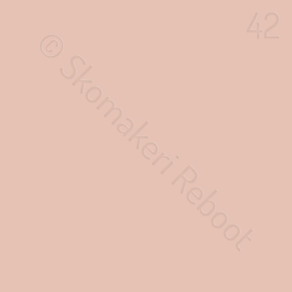 42 beigerosa, Saphir Créme surfine