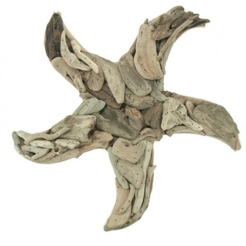 Driftwood Starfish 40cm