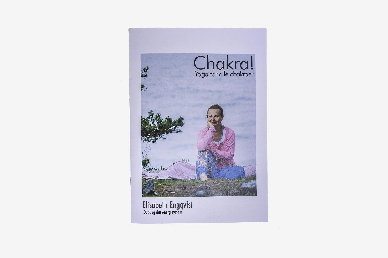 Kurshefte - Chakra! Yoga for alle chakraer