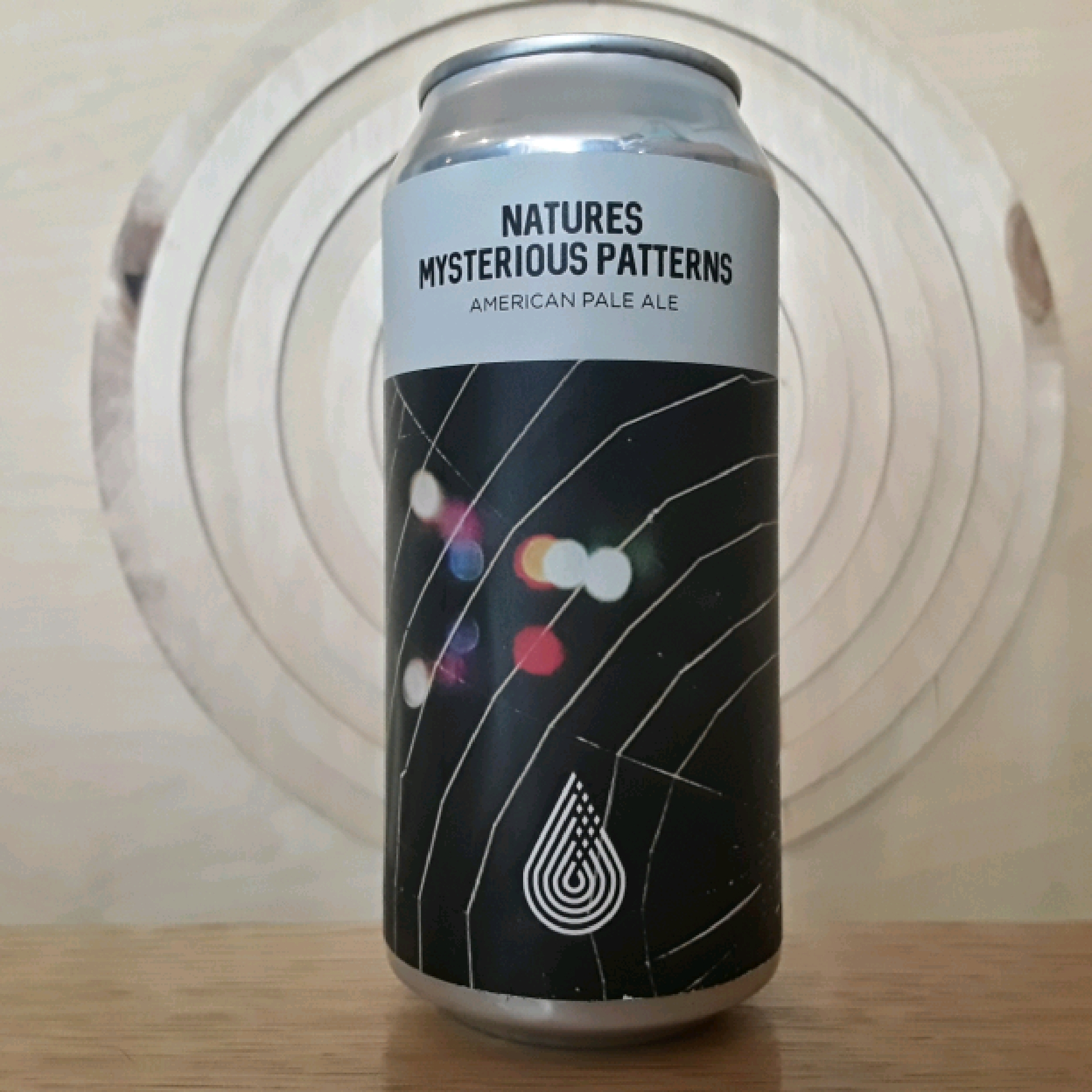 By The River Brew Co Natures Mysterious Patterns | American Pale