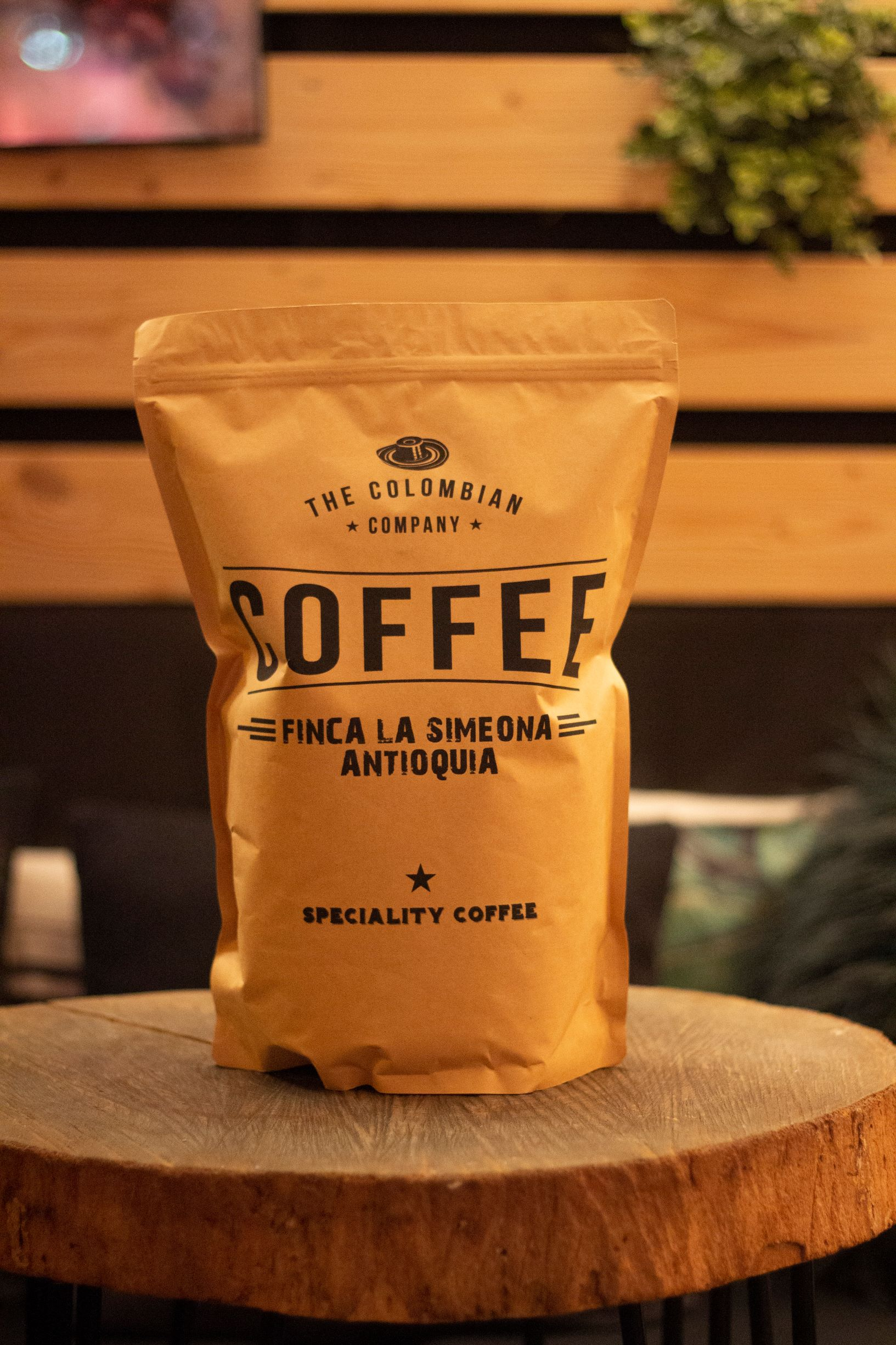 1kg Decaff Colombian Coffee