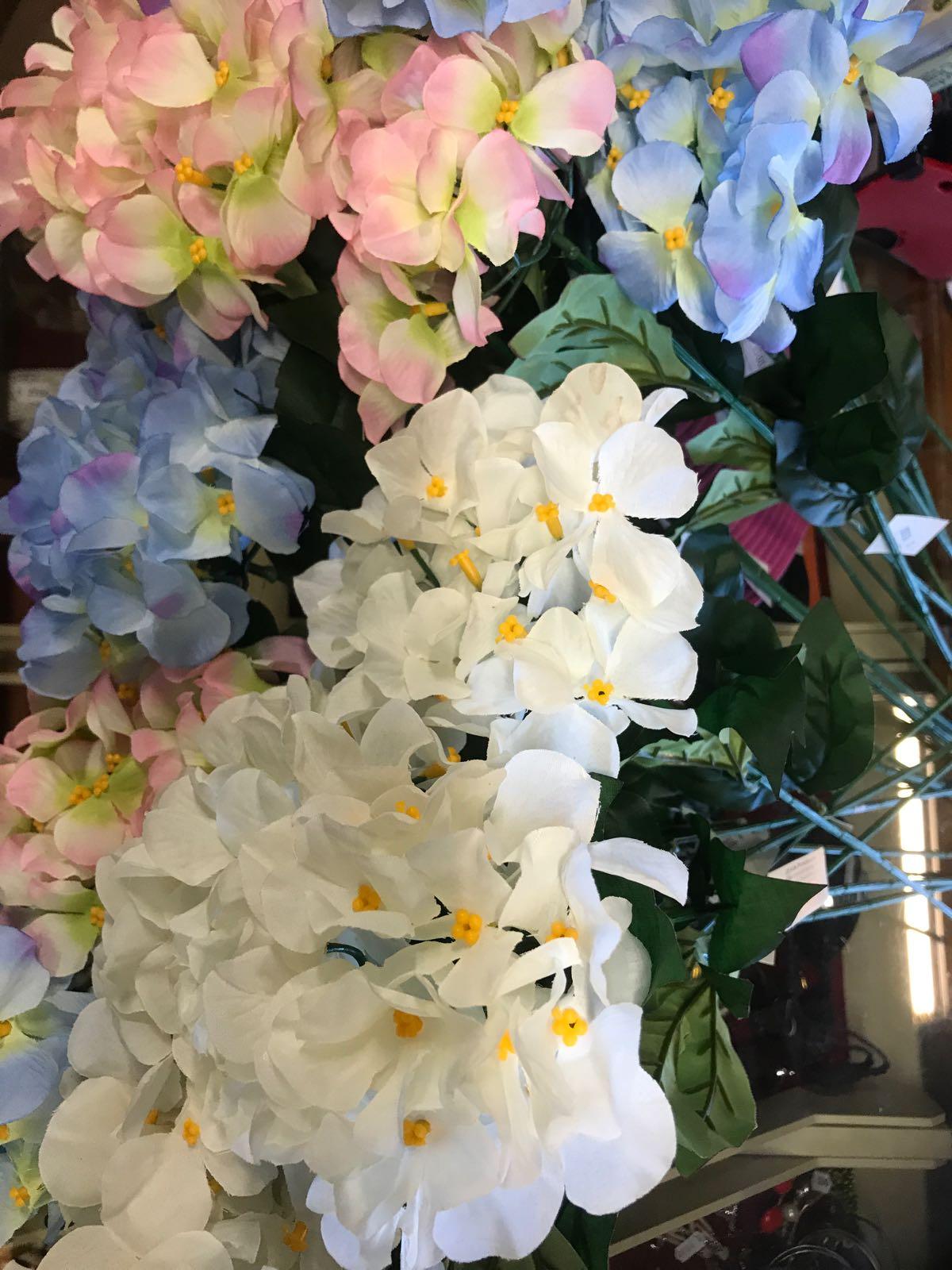 """Blomkvist plast """"Hortensia"""" 62 cm"""