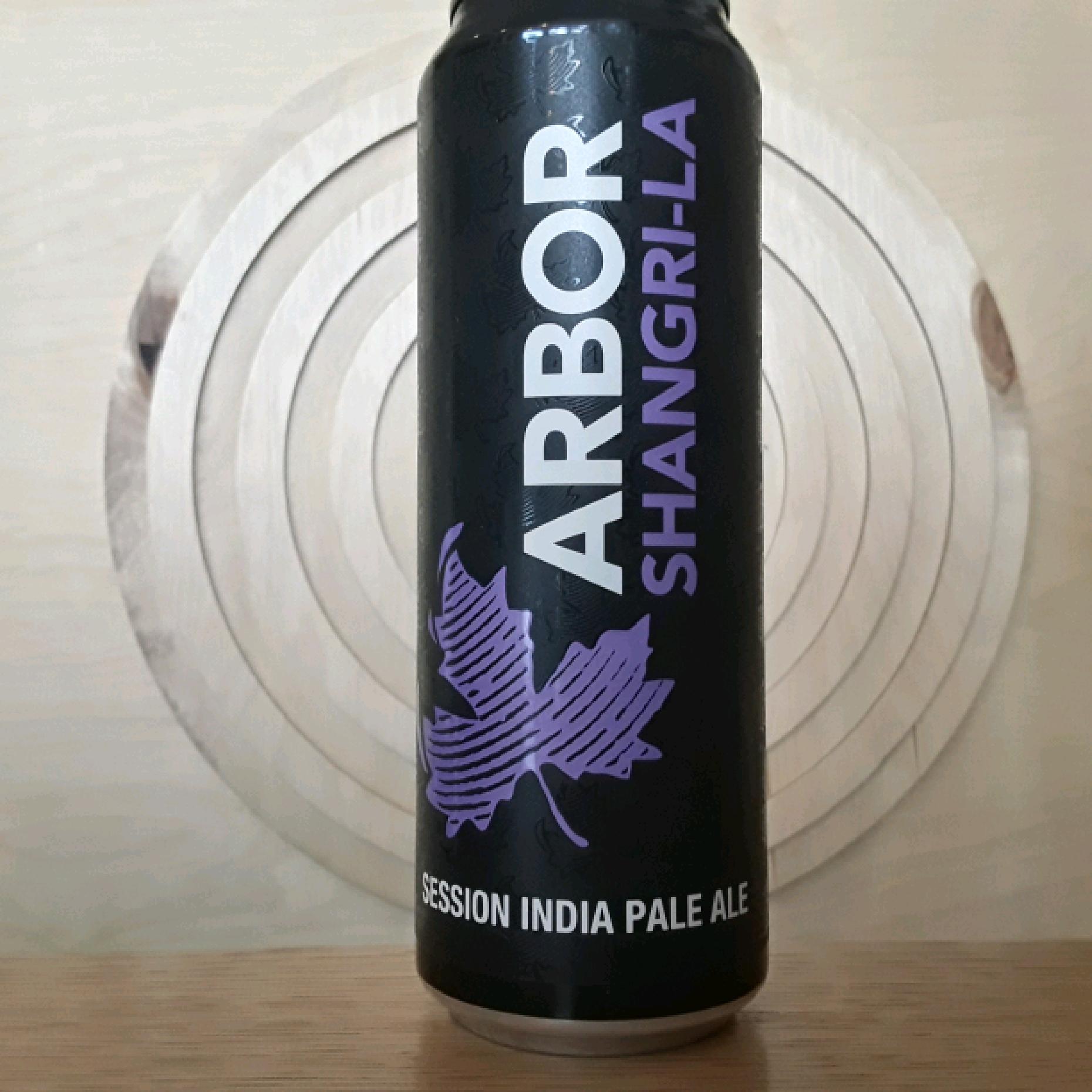 Arbor Shangri-la | Pale Ale