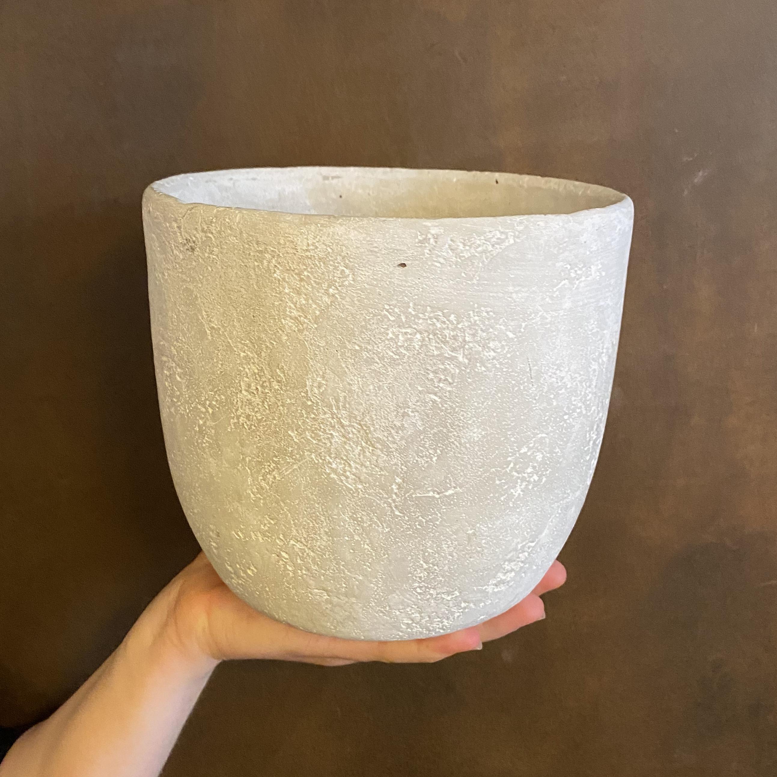 Cement Pot