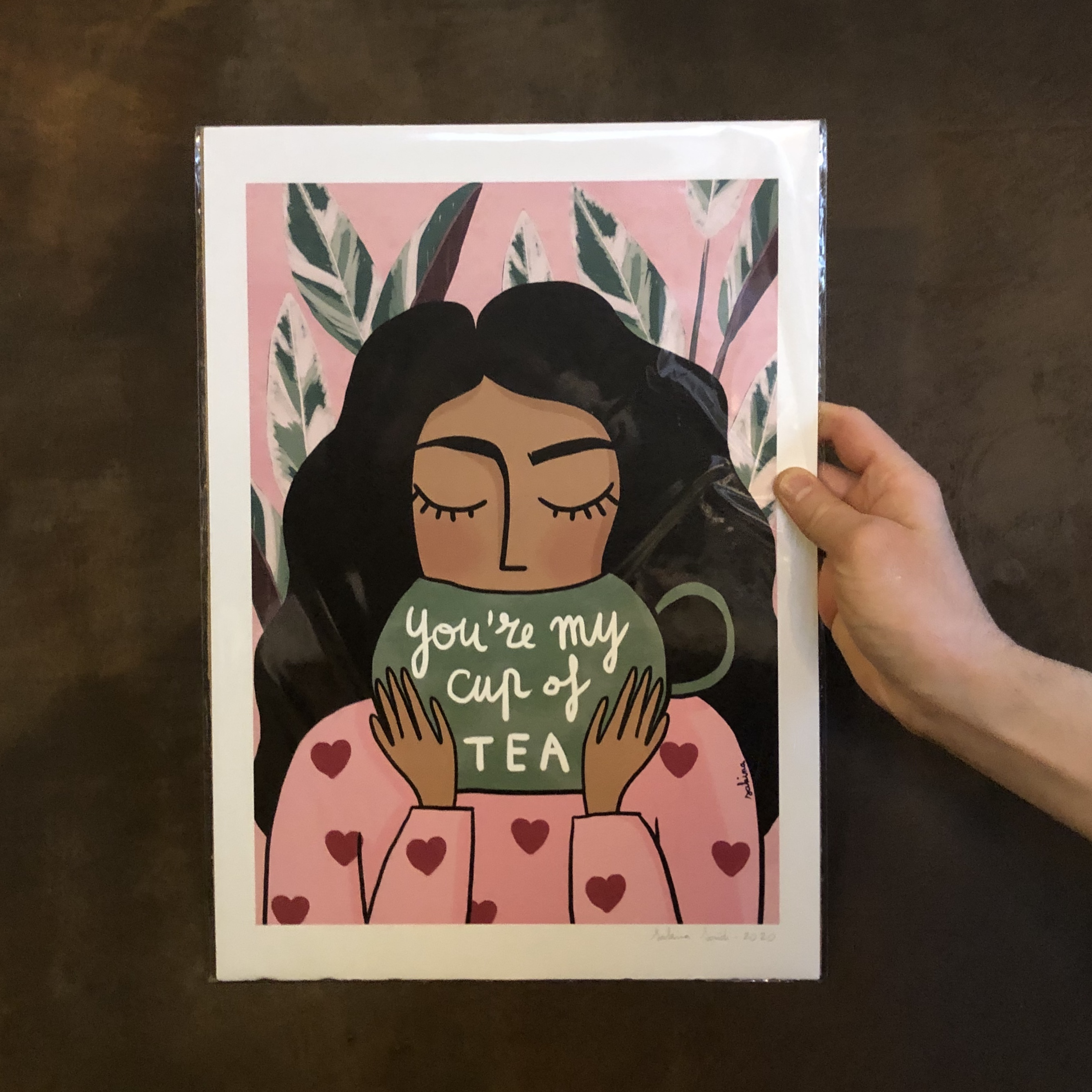 Sakina Saïdi Prints - LARGE