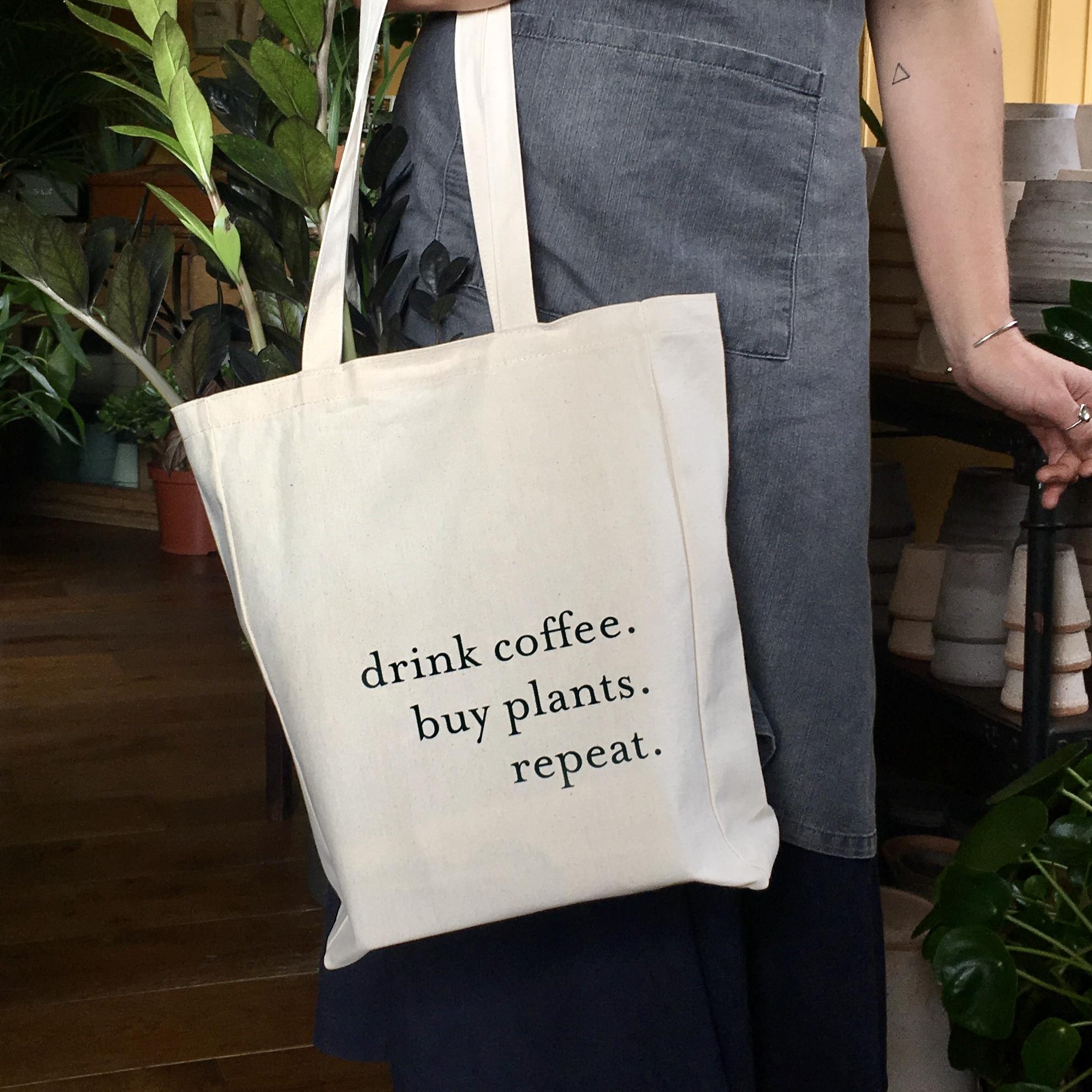 grow urban. Tote Bag