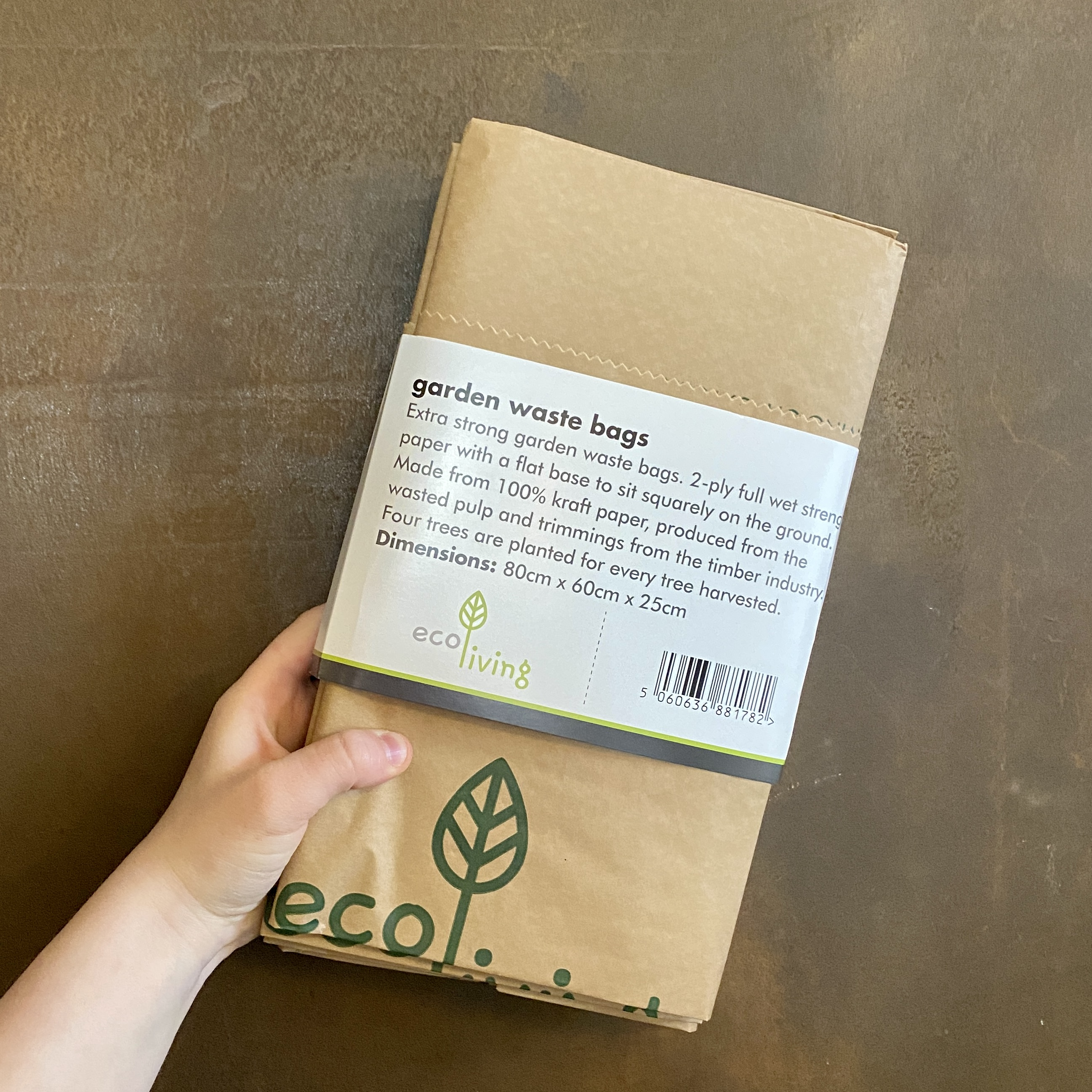Compostable Garden Waste Bags