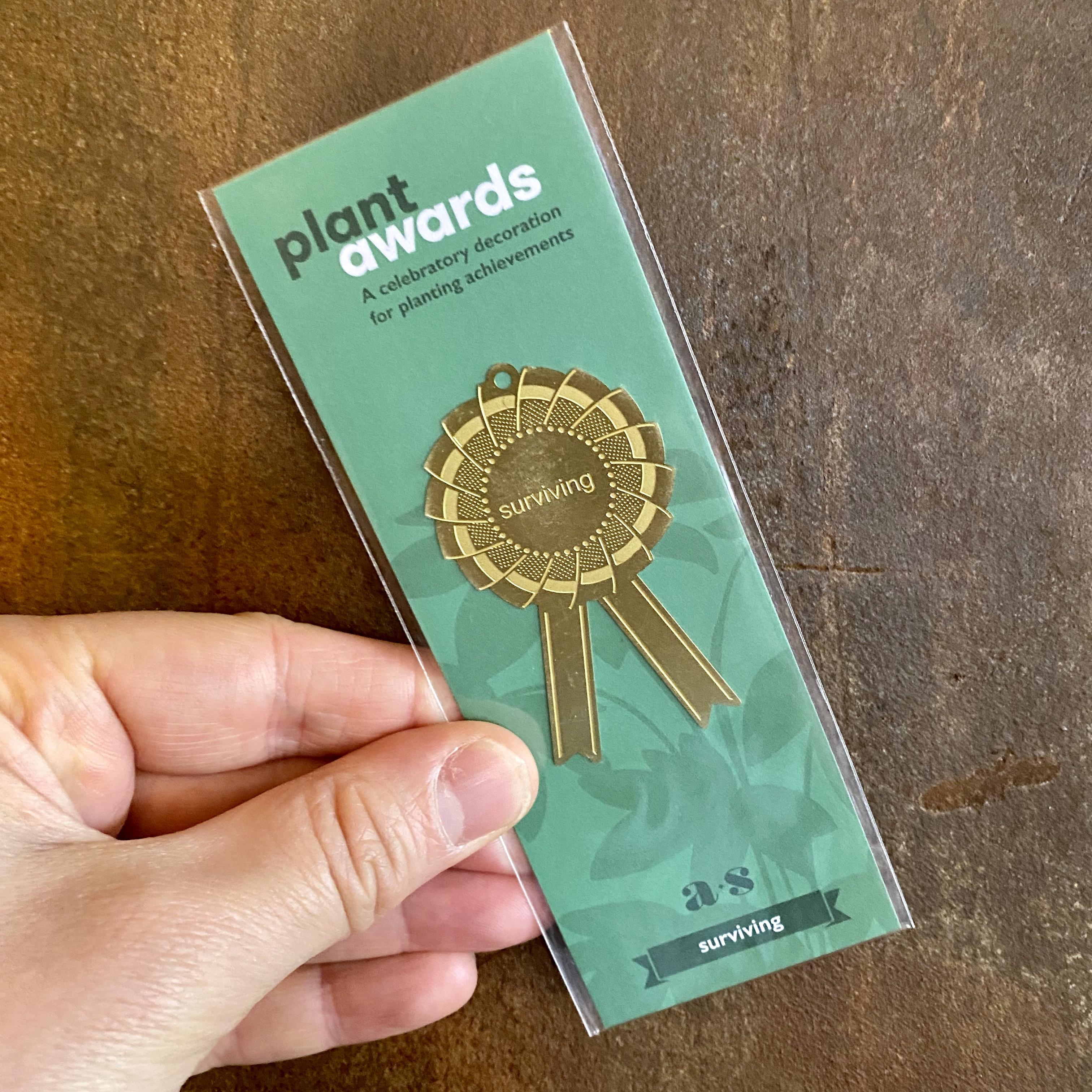 Brass Plant Awards