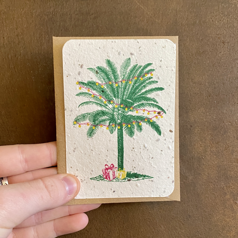 Seeded Notecards