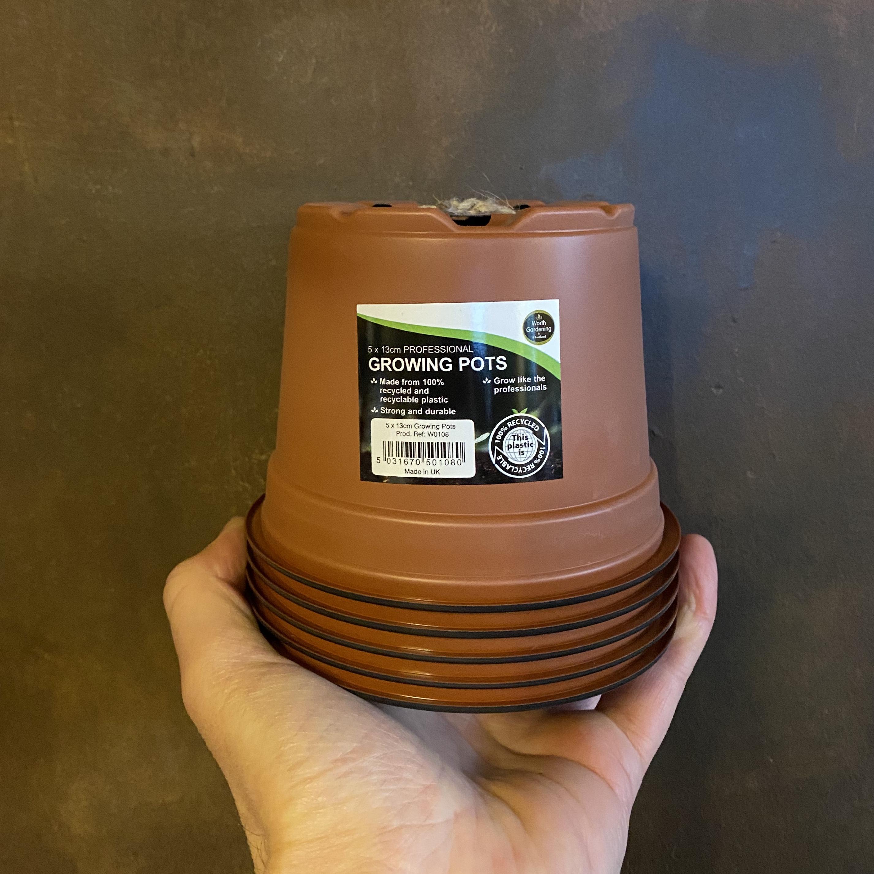 Growing Pots