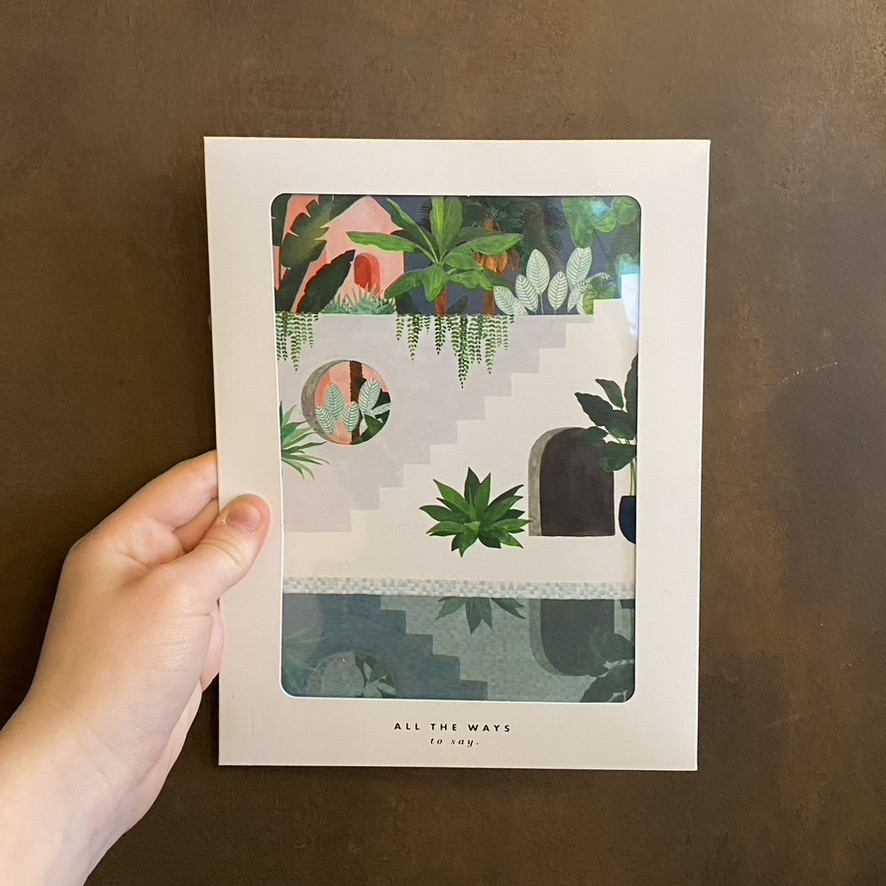 All Ways to Say Prints - SMALL