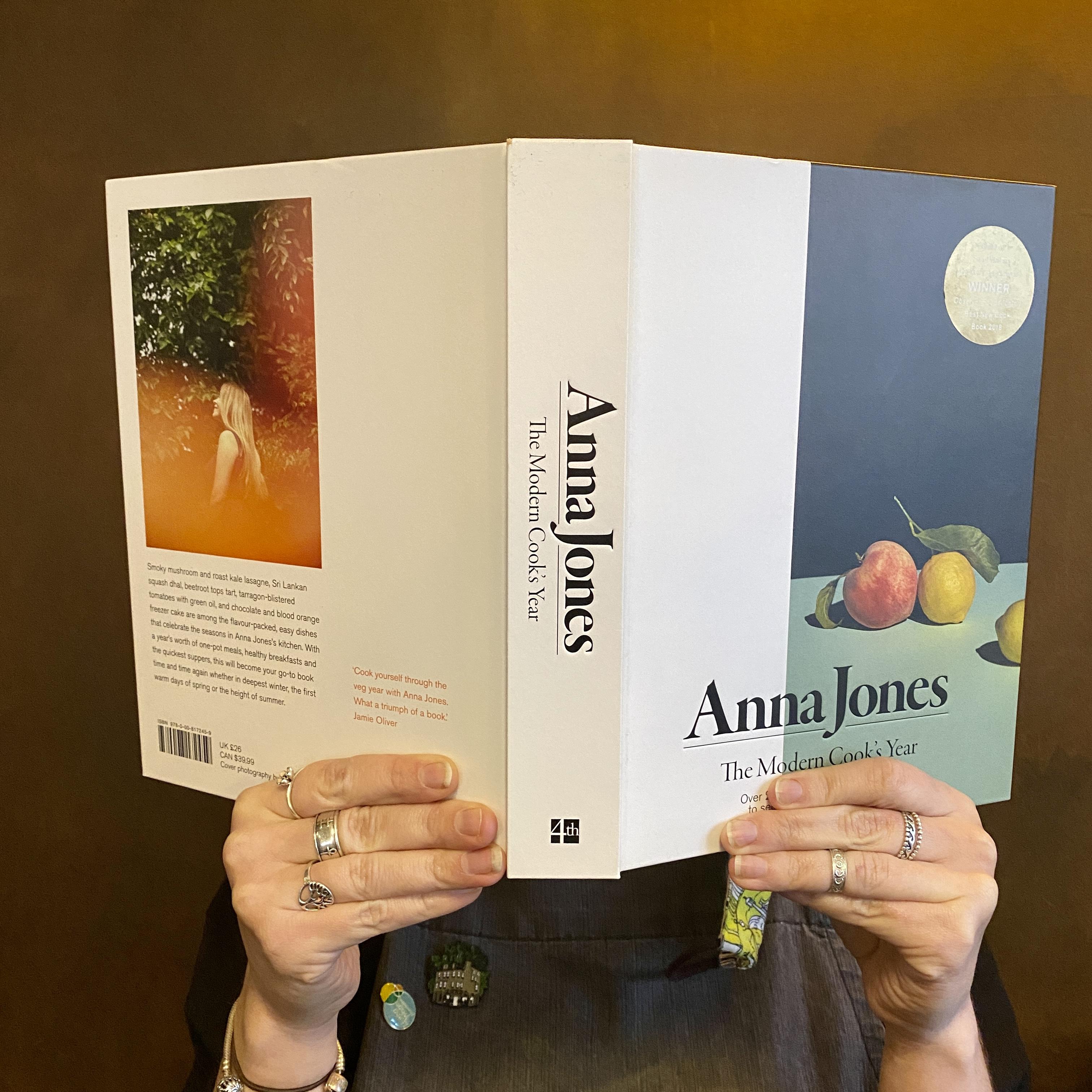 Anna Jones: The Modern Cook's Year