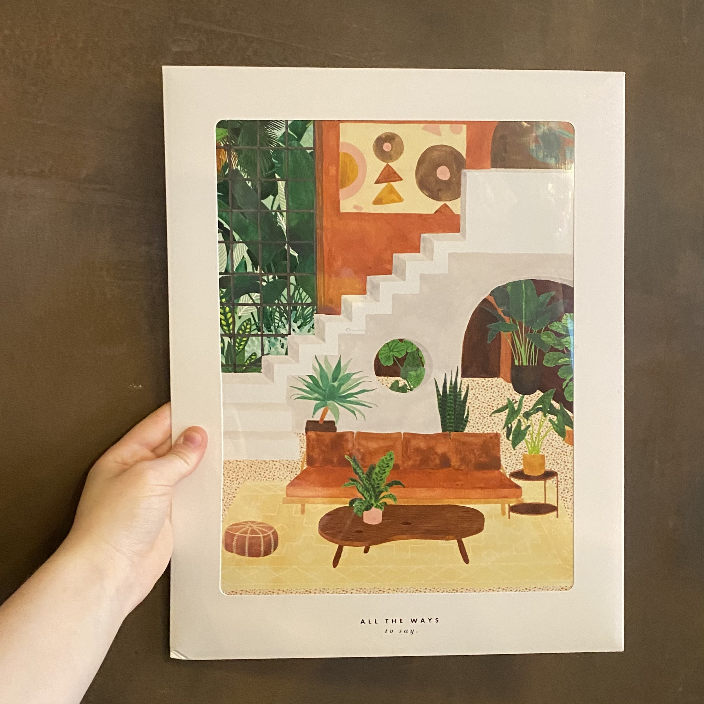 All Ways to Say Prints - LARGE