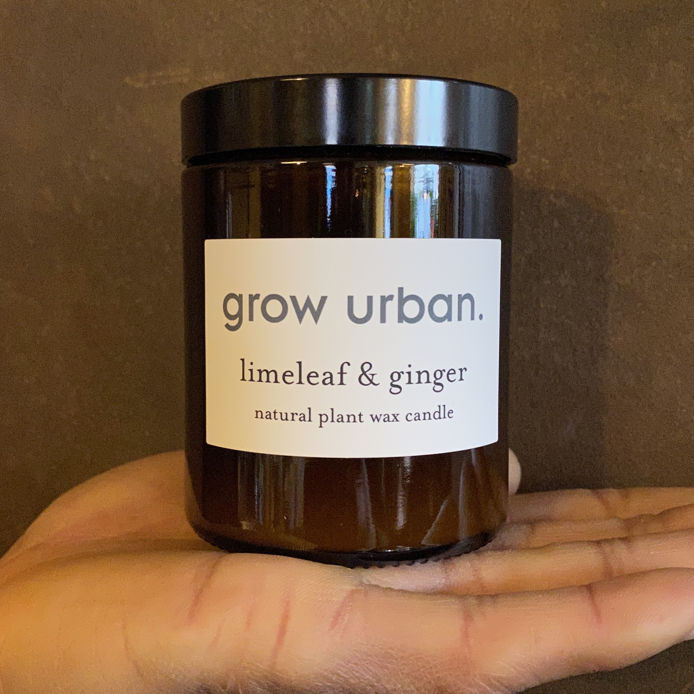 grow urban. Candle